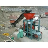 China LINGHENG QT4-25 AUTOMATIC HOLLOW CEMENT BLOCK BRICK MAKING MACHINE PAVER BRICK MACHINE on sale