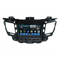 China Hyundai Ix35 Android Double Din Car Dvd Player HD Video Support Glonass Navigation on sale
