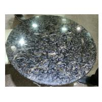 Black Gold Polished Granite Tiles , High Density Granite Countertop Slabs Manufactures