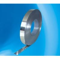 Ni Coating stainless steel strip Manufactures