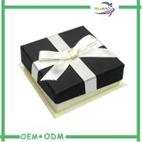 Father'S Day Promotion Recycled Kraft Paper Gift Boxes With Offset Printing Manufactures