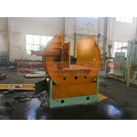 Automated Mold Upender / Welding Frame Cyclic Operation Coil Upender Manufactures