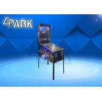 Virtual Pinball Video Redemption Game Machine Coin Operated With 3 Screens Manufactures