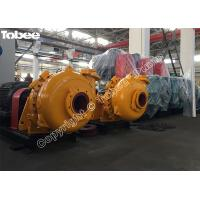 China Tobee® Mining Gravel Sand Booster Pump on sale