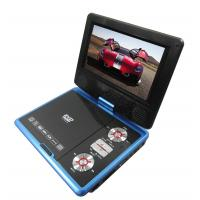 7 Inch Home Portable Dvd Player With Tv / USB / Sd Jack / Radios