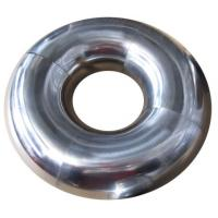 China 201 stainless steel weld elbow on sale