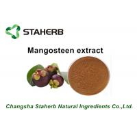 Pure Natural Mangosteen Pure Herbal Extracts Mangostin Powder For Pharma Manufactures
