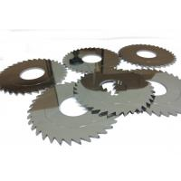 Quality Customized Tungsten Carbide Cutting Disc Dia 73 And Dia 52 Anti Corrosive for sale