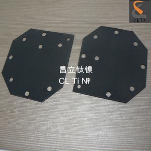 Titanium anode for HHO generator Manufactures