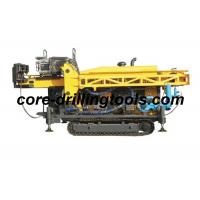 China Fully Hydraulic Core Drilling Rig Crawler Mounted Geological Exploration on sale