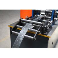 High Speed Metal Stud And Track Roll Forming Machine 30-40 Meters Per Minute Manufactures