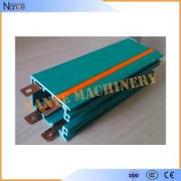 Electrification System Conductor Rail System Bus Bar 140A - 210A Manufactures