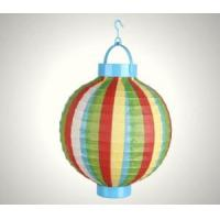 Buy cheap Beautiful Battery Operated Paper Lanterns from wholesalers