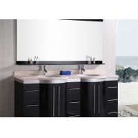 Bathroom Vanity Countertops Indoor Artificial Stone Double Vanity Tops Manufactures
