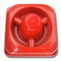 Fire Alarm with 24V DC Input Power, >100dB Output Sound Level and 60mA Current Drain Manufactures