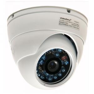 CCTV Vandal-proof Outdoor Security Cameras PAL / NTSC , IR 36pcs LEDs 40m Manufactures
