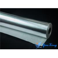 0.6mm Anti - Corrosion Aluminum Foil Fiberglass Cloth Good Gasproof For Pipes Manufactures