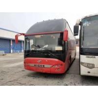 KLQ6125 Model Used Passenger Coaches 53 Seats 2010 Year Max Speed 100km/H Manufactures