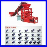 China Small Size Block Machine Making on sale