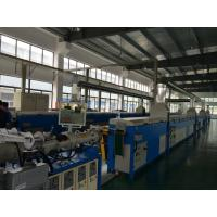 EPDM Strip Rubber Extrusion Line , CE ISO9001 Silicone Rubber ExtrusionMachine Manufactures
