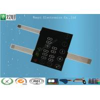 China Light Transparent Capacitive Membrane Switch / Capacitive Touch Sensor Switch on sale