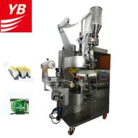 Buy cheap YB-180C Automatic Vertical Automatic Filter Tea Bag Packing Machine with inner from wholesalers