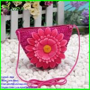 China Fashion Lady Straw Bag on sale