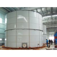 Strength Glass Lined Steel Tanks 3mm - 13mm Thick ISO Approved Easy Installation Manufactures