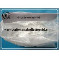 China 6-OXO Raw Steroid Powders Source 4-Androstenetriol For Muscle Gain 2243-06-3 on sale