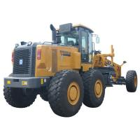 Comfortable Driving Compact Motor Grader With Wet Driving Axle 26 Tons Manufactures