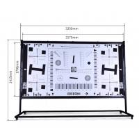 120000lux 8x ISO1233 Resolution Test Chart Bracket AC100V Manufactures