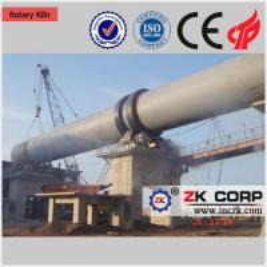 Bauxite Rotary Kiln Incinerator / Rotary Kiln Nickel Mine Price Manufactures