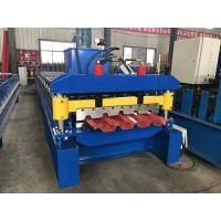 China IBR Metal Roofing Equipment , Corrugated Roofing Sheets Making Machines on sale