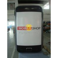 Attractive 0.28mm PVC Customized Phone Shaped Balloons for Outdoor Advertising Manufactures