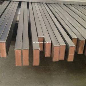 titanium clad copper rod bar