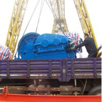 High Speed Electric Winch For Middle / Heavy Weight Materials Lifting JKJL JD Model Manufactures