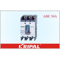 ABE 63b 30A 3P Thermal electromagenetic type Molded Case Circuit Breaker High Speed pressed terminal Manufactures