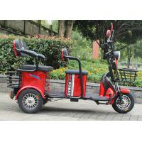 China 2 Passengers 1200W Three Wheel Power Scooter on sale