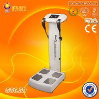 GS6.5B Fitness Center Used Body Health Analyzer , Body Fat Scale Manufactures