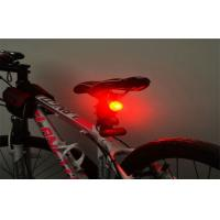 Mini Rubber Flashing Warning Led Bike Lights Bicycle Decorative Hanging Light Manufactures