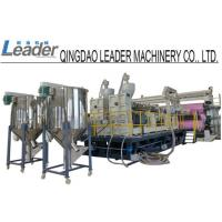 Width 1800 Automatic PE Sheet Extrusion Line HDPE PP Plastic Sheet Making Machine Manufactures