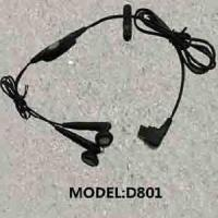 Mobile Phone Headset for LG Manufactures