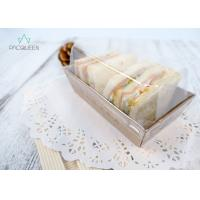 Cafes / Restaurants Takeaway Salad Containers Clear Take Out Containers Customized Manufactures