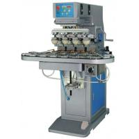 Four color Ink Tray Pad Printer for CD DVD Manufactures