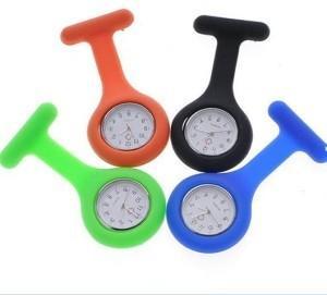 Custom Hospital Nurse Silicone Watch Manufactures