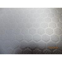 Buy cheap KINGPLUS BRAND FILM FACED PLYWOOD, ONE SIDE ANTI SLIP (HEXAGONAL PATTERN DESIGN) from wholesalers