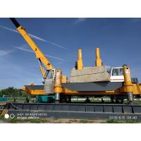 Custom Static Hydraulic Piling Machine , Hydraulic Jack In Piling Machine Manufactures