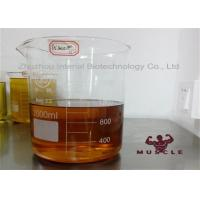 Mix Yellow Oil Tri Tren 180 Mg / Ml Legal Injectable Steroids To Lose Weight And Gain Muscle Manufactures