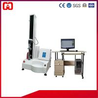BS1610 Computer Control Single Column Tensile Testing Machine, 200KG Capacity With LCD Display Manufactures