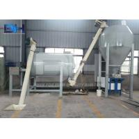 China 1 - 5 T/H Dry Mortar Equipment , Easy Operated Tile Adhesive Machine on sale